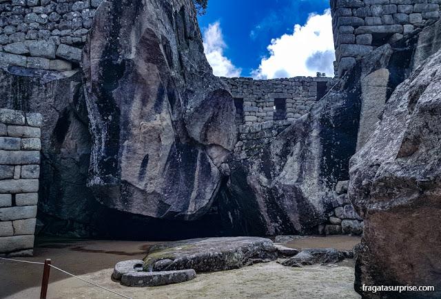Templo do Condor, Machu Picchu