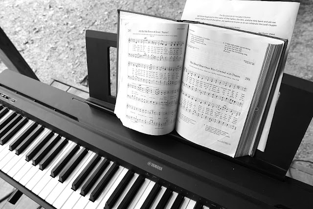 Most Productive  Things You Should Do During Lock-down. Learning A piano with the various musical chords and lyrical notes