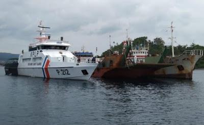 RI Pulangkan 155 ABK dan 2 Jenazah WNI dari Kapal China