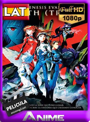 Neon Genesis Evangelion: Death (True)² (1998) [Latino] [1080p] [GoogleDrive] AioriaHD