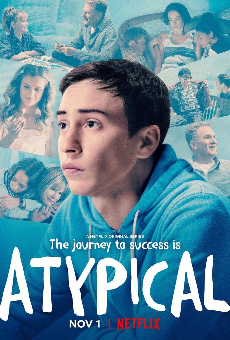 Atypical série da Netflix sobre autismo