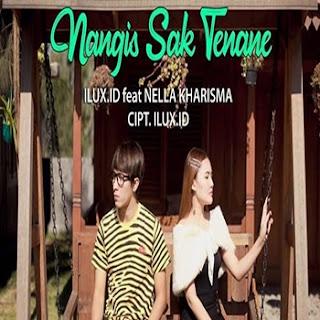 Nella Kharisma - Nangis Sak Tenane (feat. Ilux) Mp3
