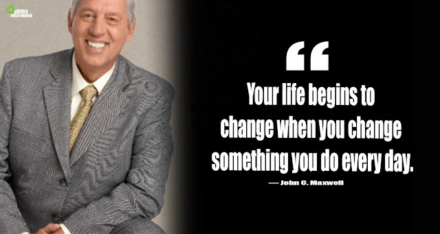 John C. Maxwell Quotes On Success