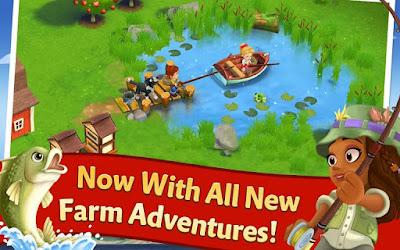 FarmVille 2 Country Escape Apk Terbaru