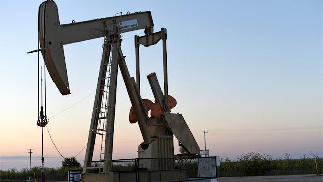 El petróleo se dispara hasta 77 dólares después de la salida de EE.UU. del tratado nuclear con Irán
