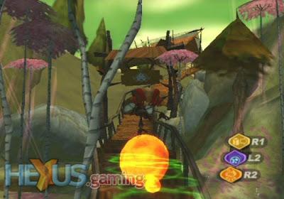 Psychonauts (PS2) 2005