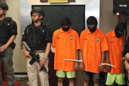 Polisi Ungkap Penyebab Enno Dibunuh, Ini Motif Konyol Ketiga Pelaku