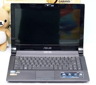 Jual Laptop Asus N43SL - Bekas