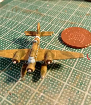 Ju 52 Float Plane - painted - 2