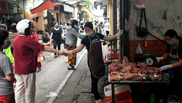 Vietnam prohíbe la importación y el comercio de animales salvajes para evitar nuevas pandemias