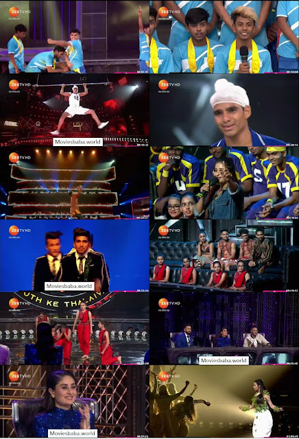 Download Dance India Dance Battle Of The Champions 6th July 2019 Full Episode HD 360p | Moviesda