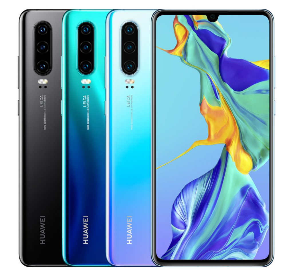 Huawei P30 and Huawei P30 Pro Launched : Specs, Price, Features