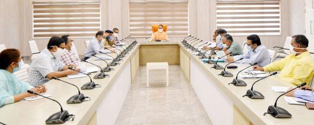 कोविड-19 से संक्रमित हुए बच्चों से लेकर बुजुर्ग तक का उOप्रO में सफल उपचार किया गया, क्रिटिकल रोगियों का भी सफलतापूर्वक इलाज हुआ -मुख्यमंत्री योगी                                                                                                                                                        संवाददाता, Journalist Anil Prabhakar.                                                                                               www.upviral24.in