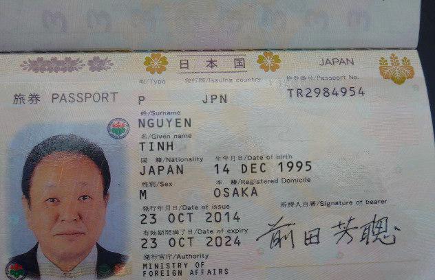 Dịch Vụ Fake Cmnd, Passport, Giấy Tờ Tuỳ Thân Online | Fake ID, PSD Templates