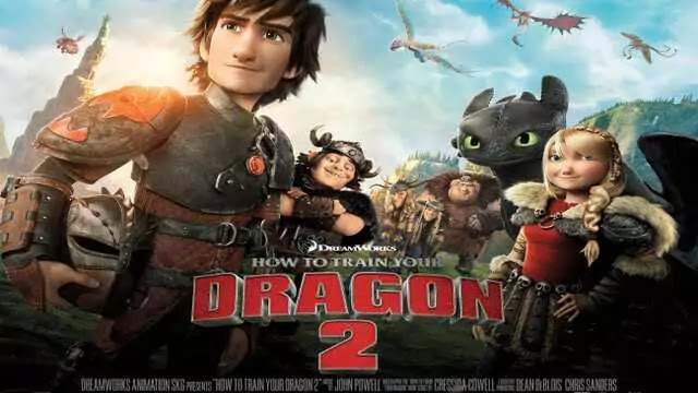 How To Train Your Dragon 2 Full Movie Watch Download Online