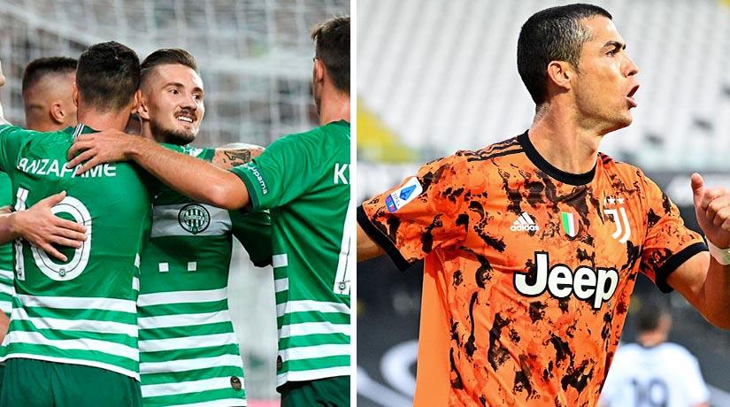 موعد مباراة يوفنتوس ضد فرينكفاروزي والقنوات الناقلة في دوري أبطال أوروبا الأربعاء 4 نوفمبر 2020