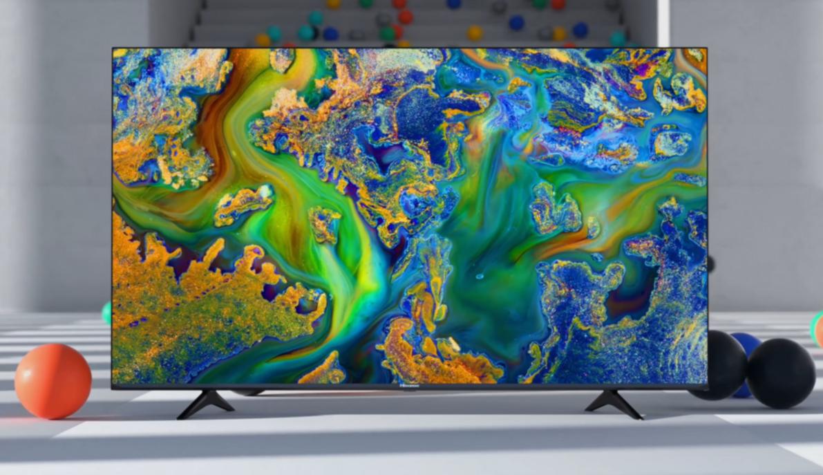 Hisense 55-inch 55U6GS 4K ULED Smart TV