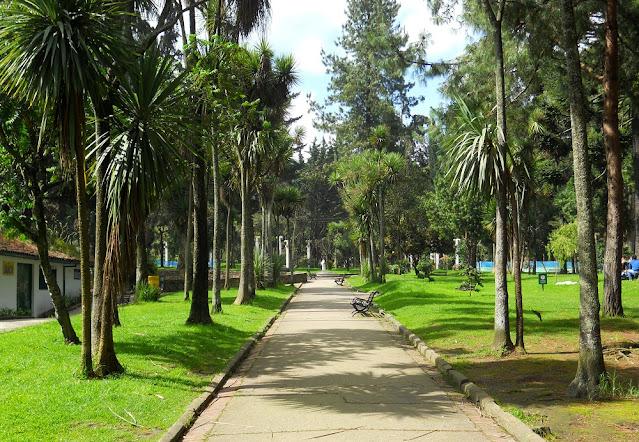 parques en bogota