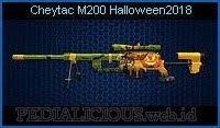 Cheytac M200 Halloween2018