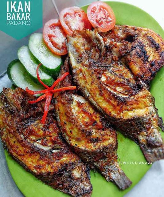 Resep Bumbu Ikan Bakar Spesial Lezat