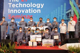 Technology Innovation Seminar Inalum Ke 21 : Sinergi Dalam Inovasi