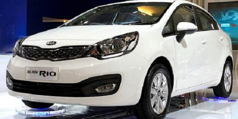 Daftar Harga Mobil Kia Rio Terbaru 2017 Otr Indonesia Amazinginz