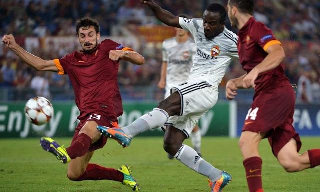 CSKA Moscow vs Roma