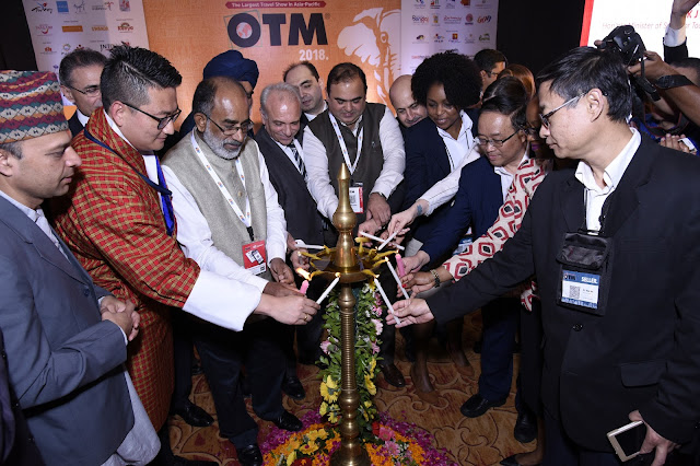OTM, the largest travel show in Asia Pacific receives overwhelming response
