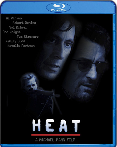 Heat [1995] [BD25] [Español]