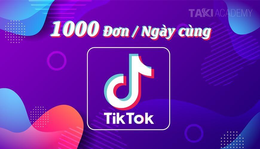 Share khóa học Quảng cáo TikTok ngàn đơn mỗi ngày