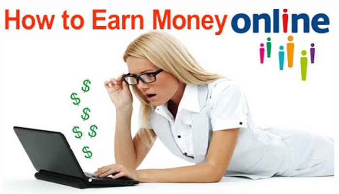 how earn money online in Hindi