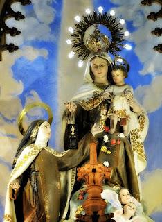 Santa Teresinha na Igreja Santa Teresinha, Porto Alegre