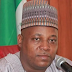 Borno state governor says Maiduguri is now more secured than Lagos and Abuja