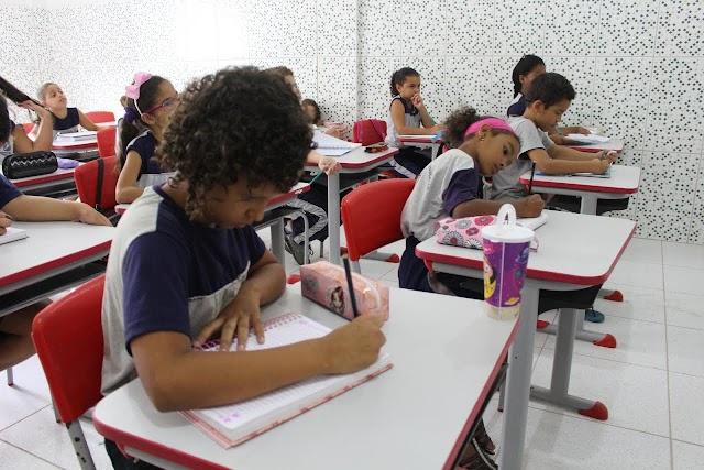 Rede pública de ensino em Natal continua com 1ª fase de matrículas abertas