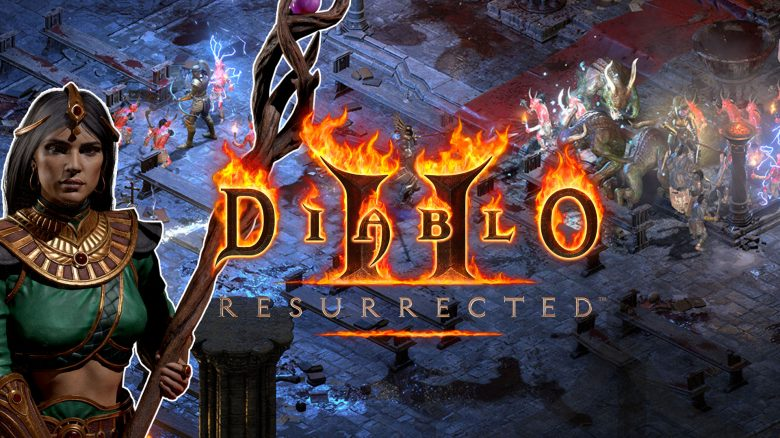 diablo 2 resurrected is coming as a remaster
