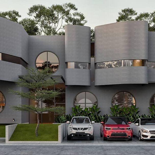 desain rumah craftsman