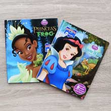 Disney Princess Series Story Books for Toddler, Pre-School Kids in Port Harcourt, Nigeria
