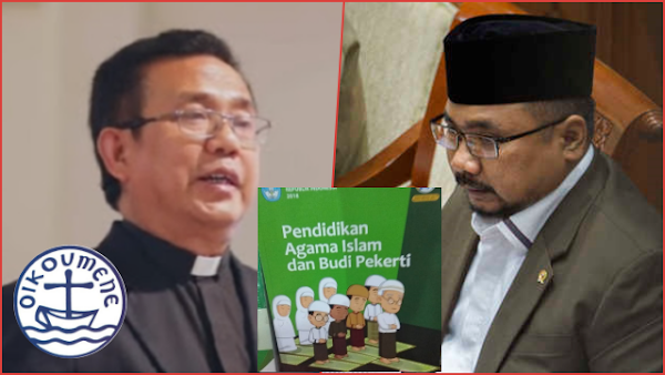 Disurati PGI, Yaqut Minta Kemenag Perbaiki Materi Pelajaran Agama Islam yang Menyinggung Injil