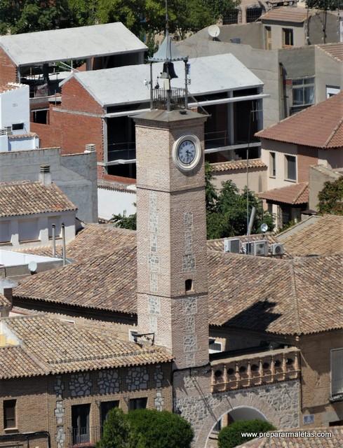 que ver en el centro de Consuegra Toledo