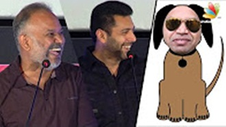 Premgi Amaren is a 'Dog' in Simba : Venkat Prabhu and Jayam Ravi speech at Audio Launch
