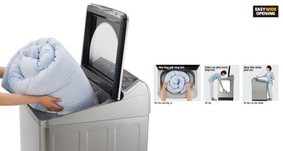 Máy giặt Panasonic NA-FS95V7LRV