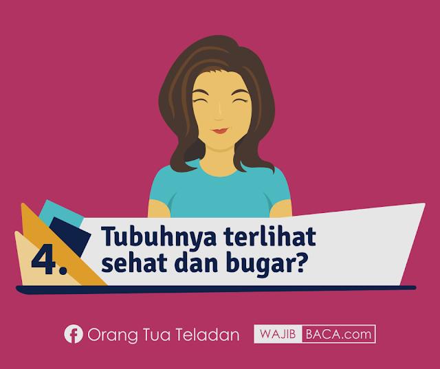 TES: Apakah Istri Anda Sudah Bahagia? Penting Dibaca! Ikuti Cara Ini untuk Mengetahuinya