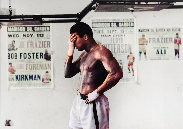 no pain no gain lessons from Muhammad Ali