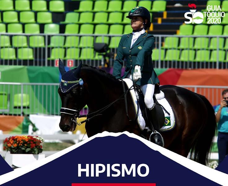 Quais atletas podem competir no hipismo nas Paralimpíadas