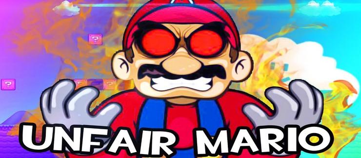 *New* Play Unfair Mario Unblocked [No-flash]