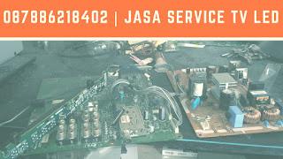 Tempat Service TV LCD Bergaransi