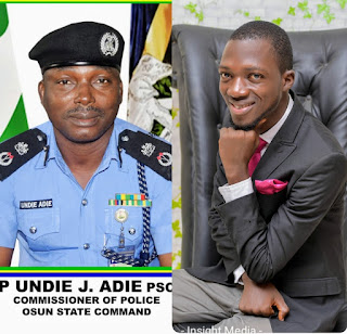 Osun Online Media Practitioners seek synergy with police, Media