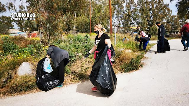 Αργολίδα: Σαββατιάτικο ραντεβού για καθαρισμό του Ερασίνου ποταμού