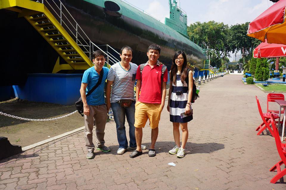 Submarine Museum Surabaya