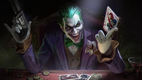 Joker là vị tướng vừa mạnh cùng vừa đơn giản